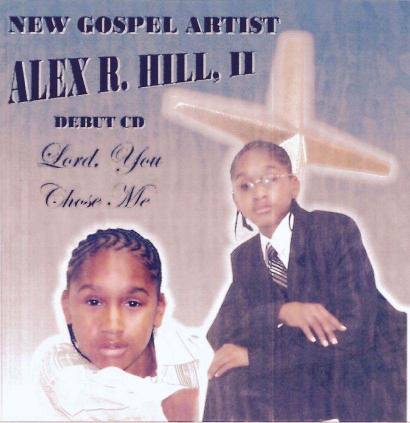 "At 13 years old, Alex Hill II releases his debut album, ""Lord You Chose Me"""