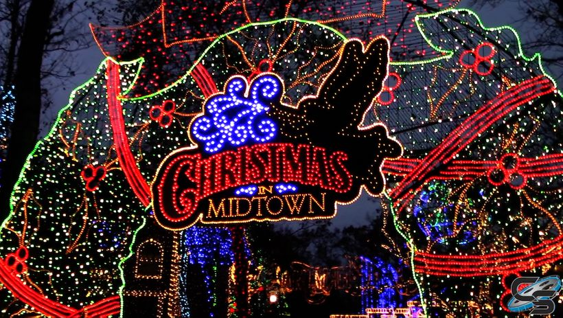 by day visitors can ride their favorite rides and attractions weather permitting and then stay to see the 65 million lights by night