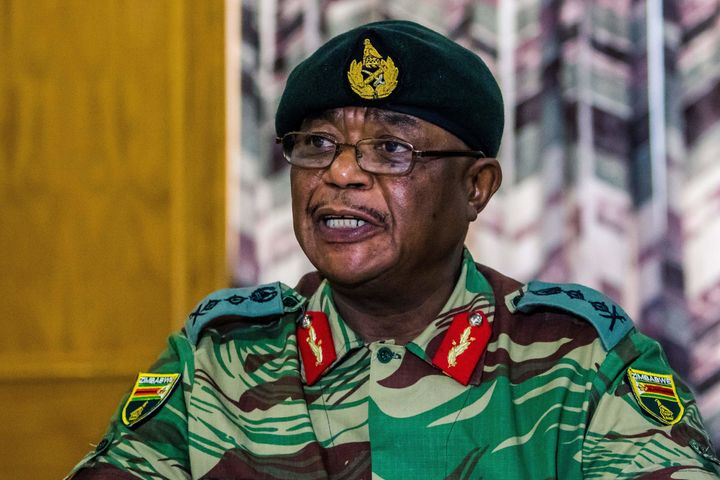 Just 24 hours after military chief General Constantino Chiwenga threatened to intervene to end a purge of his allies in Mugab
