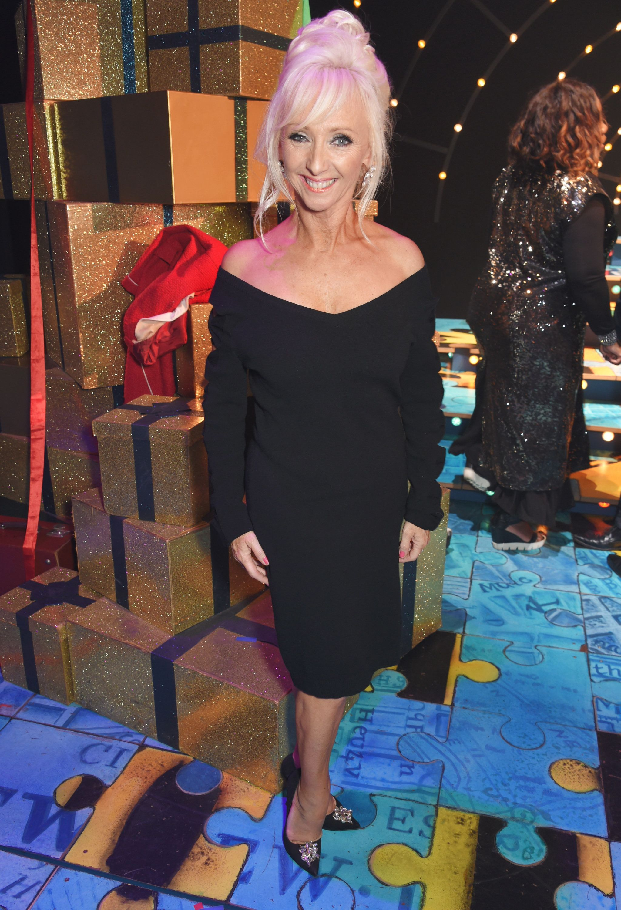 Debbie McGee 'Struggling' With Back Injury As She Gears Up For 'Strictly' Blackpool