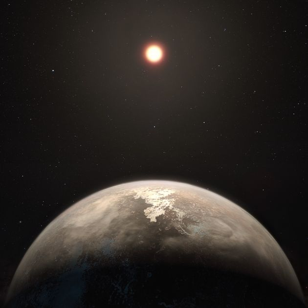 This newly discovered Earth-sized planet could harbor life