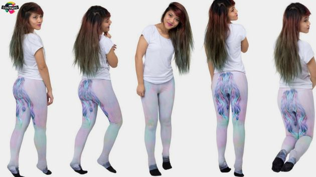 Unicorn Hair Knickers Are A Thing Now Because Evidently 2017 Is Not Done With Novelty