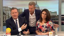 Piers Morgan And Susanna Reid Get The Jeremy Kyle Treatment After 'Good Morning Britain' Fall