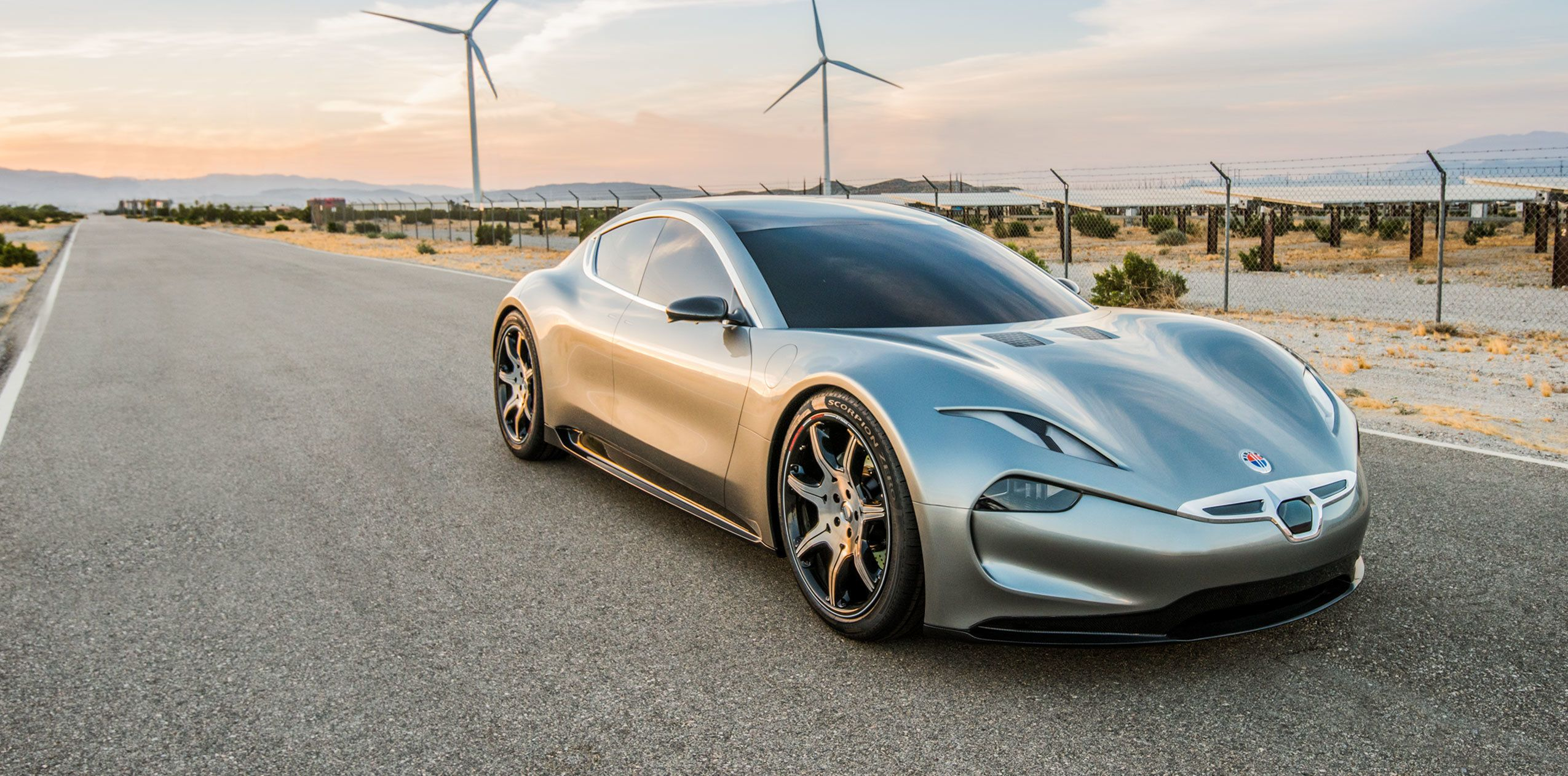 Fisker Claims To Have A Battery That Be Charged In 1 Minute And Has A 500 Mile
