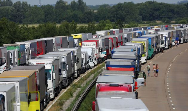 MPs Warn 'Urgent' Action Needed To Stop Customs Chaos In Event Of 'No Deal'