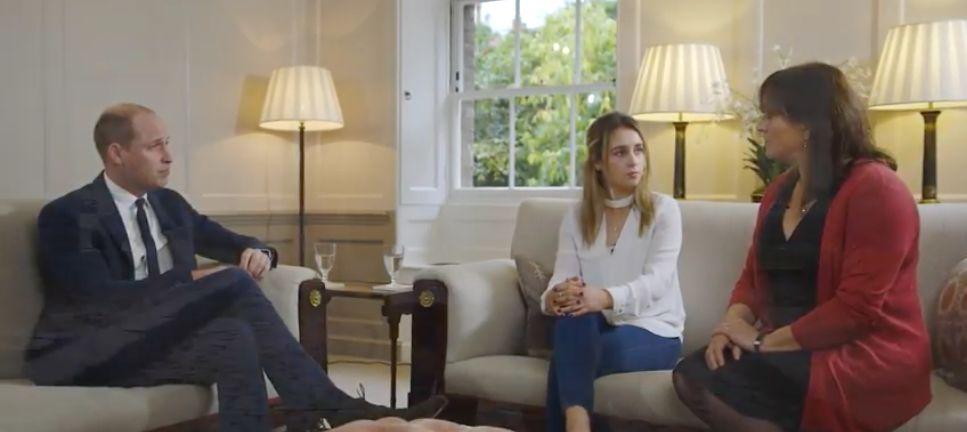 Duke Of Cambridge Praises Women Working To Ensure No More Parents Lose A Child To