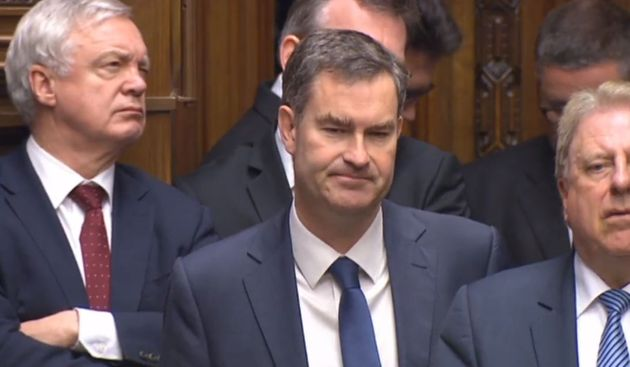 Work and Pensions Secretary David