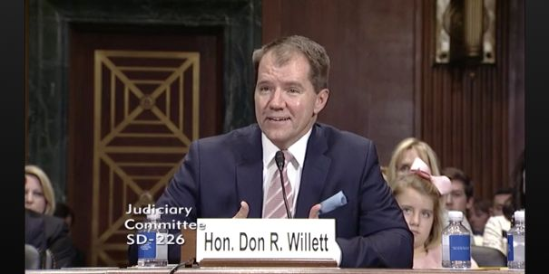 Trump Court Pick Says He Was Joking When He Compared Gay Marriage To Marrying Bacon
