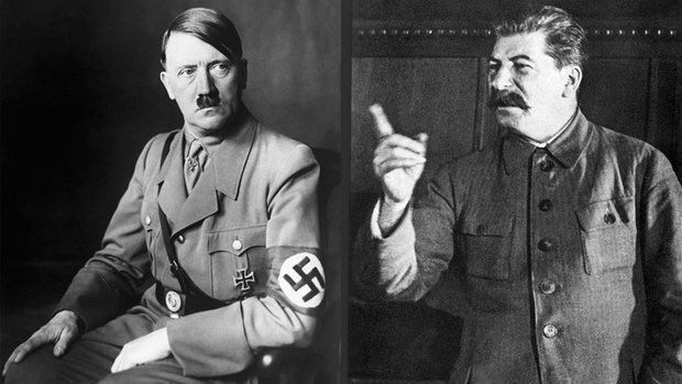Nazi Germany and Communist Russia took turns terrorizing the country