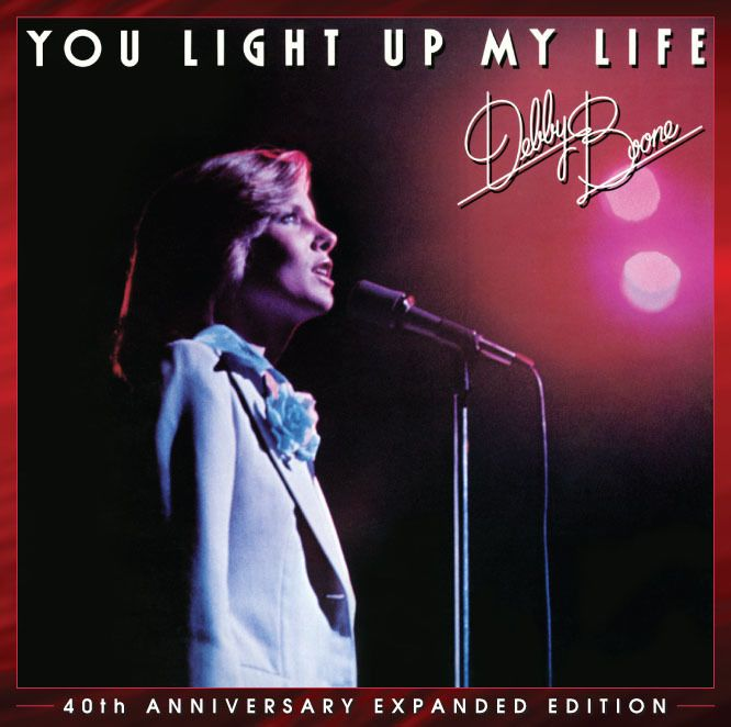 Debby Boone / <em>You Light Up My Life </em>- <em>40th Anniversary Expanded Edition</em>