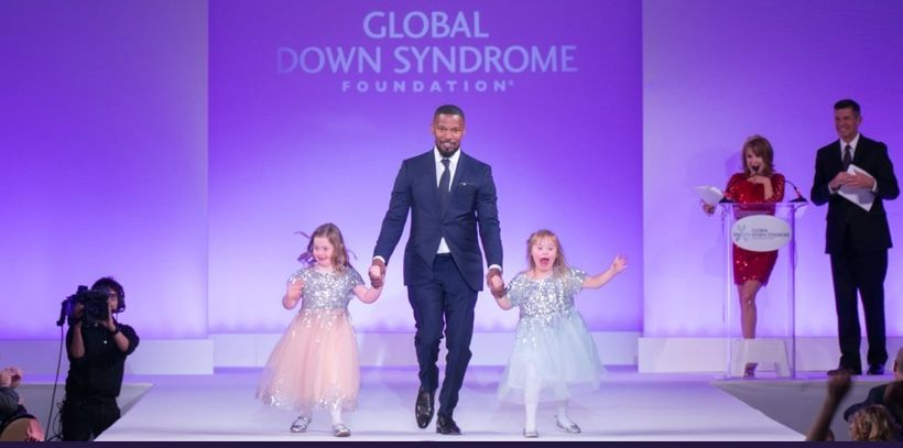 Jamie Foxx and self advocate models
