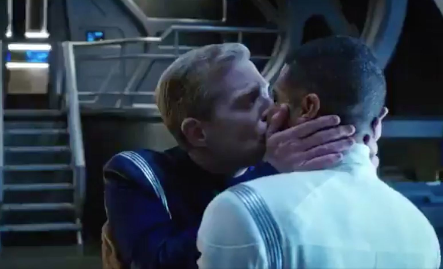 'Star Trek: Discovery' Makes History With Franchise's First Gay Male