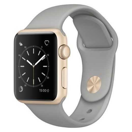 "Full price: $250<br><a href=""https://www.target.com/p/apple-174-watch-series-1-38mm-aluminum-case-sport-band/-/A-52782530"" ta"