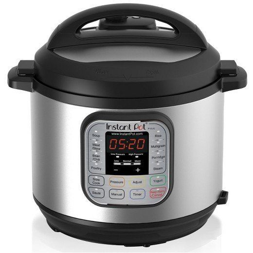 "Full price: $100<br><a href=""https://www.target.com/p/instant-pot-7-in-1-pressure-cooker-6-qt-stainless-steel/-/A-50608360?cl"