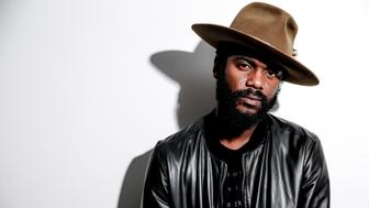 LOS ANGELES, CA - NOVEMBER 14:  Gary Clark Jr. poses for a portrait on November 14, 2017 in Los Angeles, California.  (Photo by Rich Fury/Getty Images)