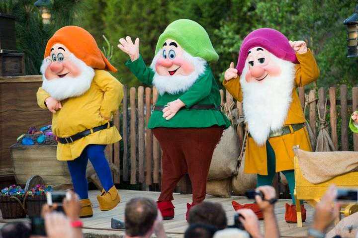 "Apparently ""Happy"" is only acceptable as a name for one of the Seven Dwarves."