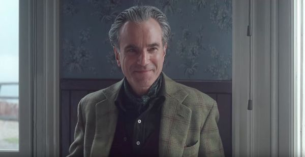 """Has Daniel Day-Lewis ever made a movie without securing some degree of Oscar buzz? """"Phantom Thread""""hasn't screened yet,"""
