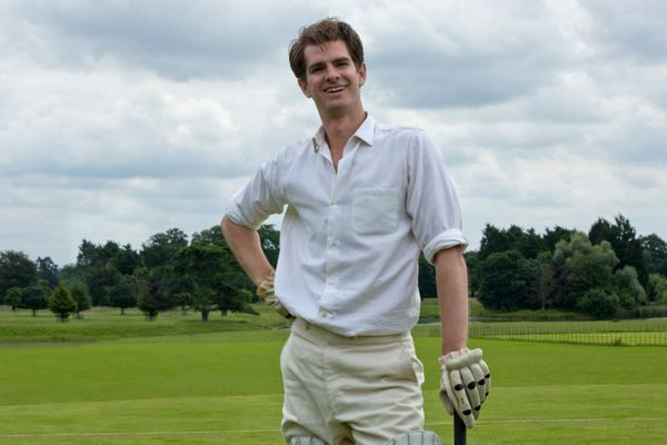 "In ""Breathe,"" Andrew Garfield displays two of the Oscars' favorite traits: a physical ailment (polio) and a real-life&nb"