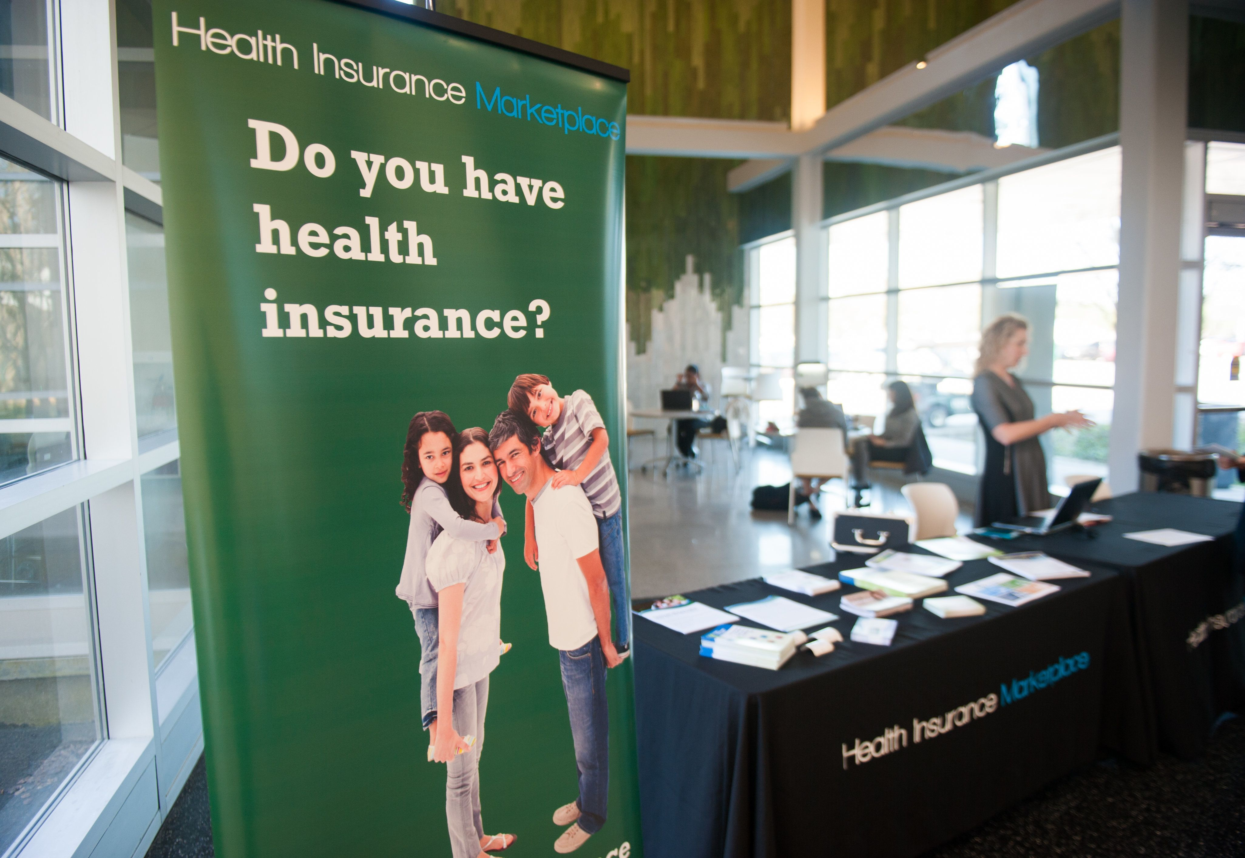 Open enrollment events across Florida have been drawing steady, strong crowds, according to organizers.