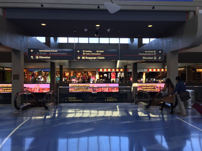 Pittsburgh Intl Airport