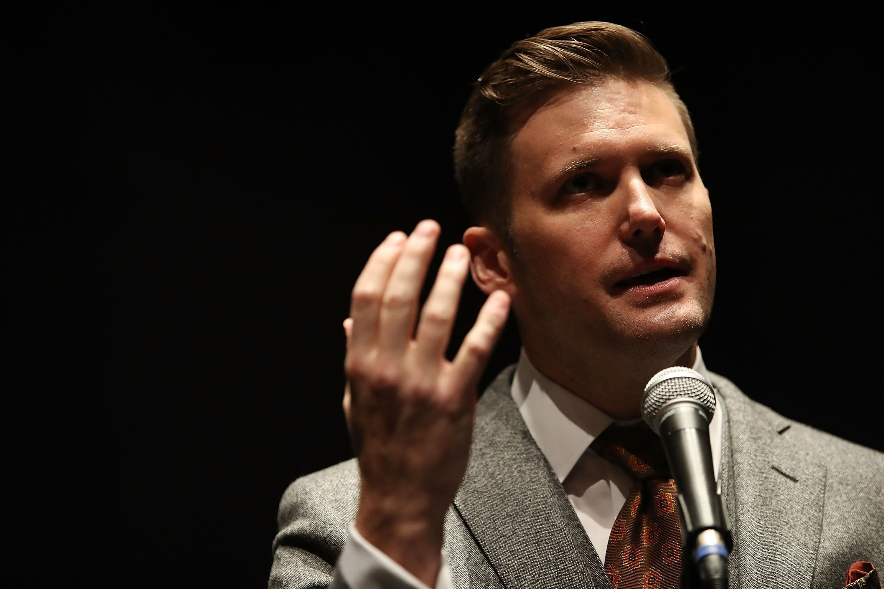 Twitter Just Unverified A White Supremacist, And He's Not