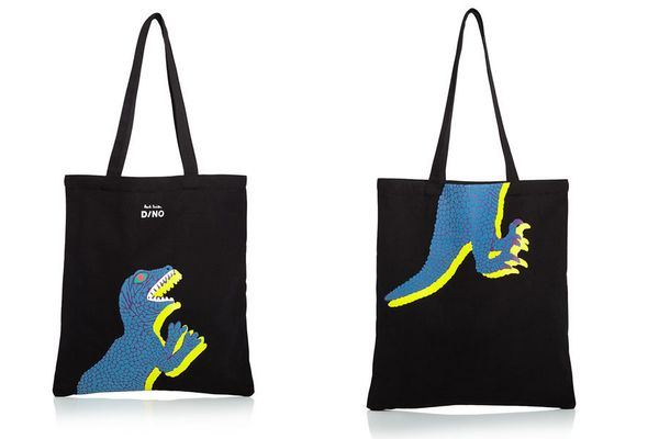 "<i>Buy it from <a href=""https://www.bloomingdales.com/shop/product/paul-smith-dino-tote?ID=2638995"" target=""_blank"">Bloomingd"