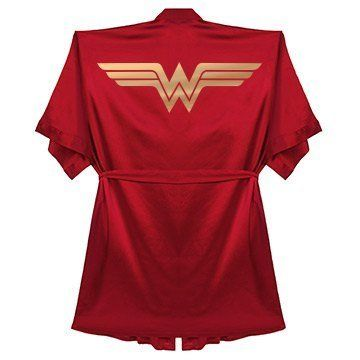 "<i>Buy it from <a href=""https://www.customizedgirl.com/design/3716040/Wonder+Woman+Bathrobe+Gift"" target=""_blank"">Customized"