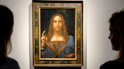 'Lost' Leonardo Da Vinci Sells For Record $450 Million At
