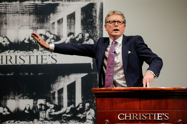 Jussi Pylkkänen, Global President of Christie's, had the honour of conducting the