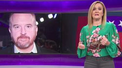 Samantha Bee Takes Aim At 'Critically-Acclaimed Pervert' Louis