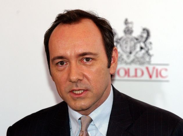 Kevin Spacey, pictured in 2003 when his appointment at the Old Vic was