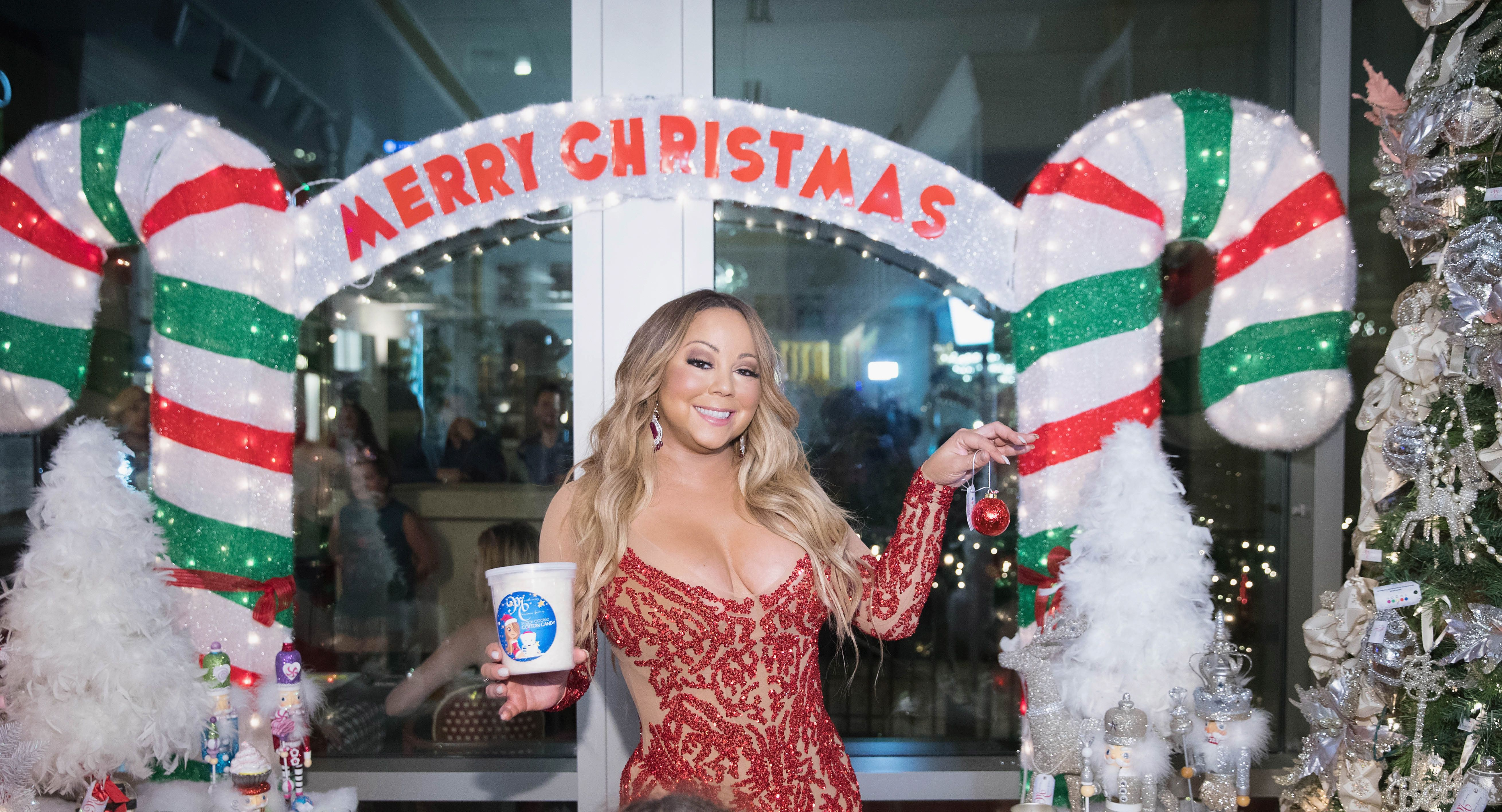 Mariah Carey Forced To Cancel Several Dates On Her Christmas Tour Due To