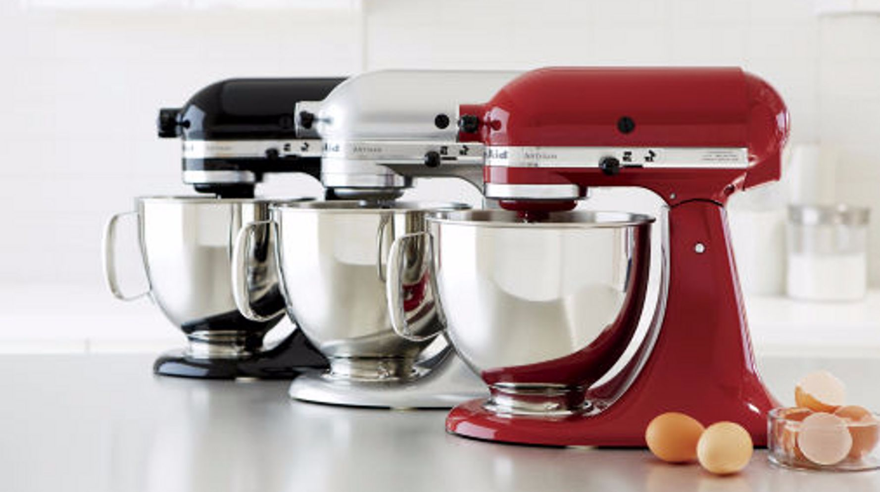 Where To Buy A KitchenAid Mixer For Cheap On Black Friday