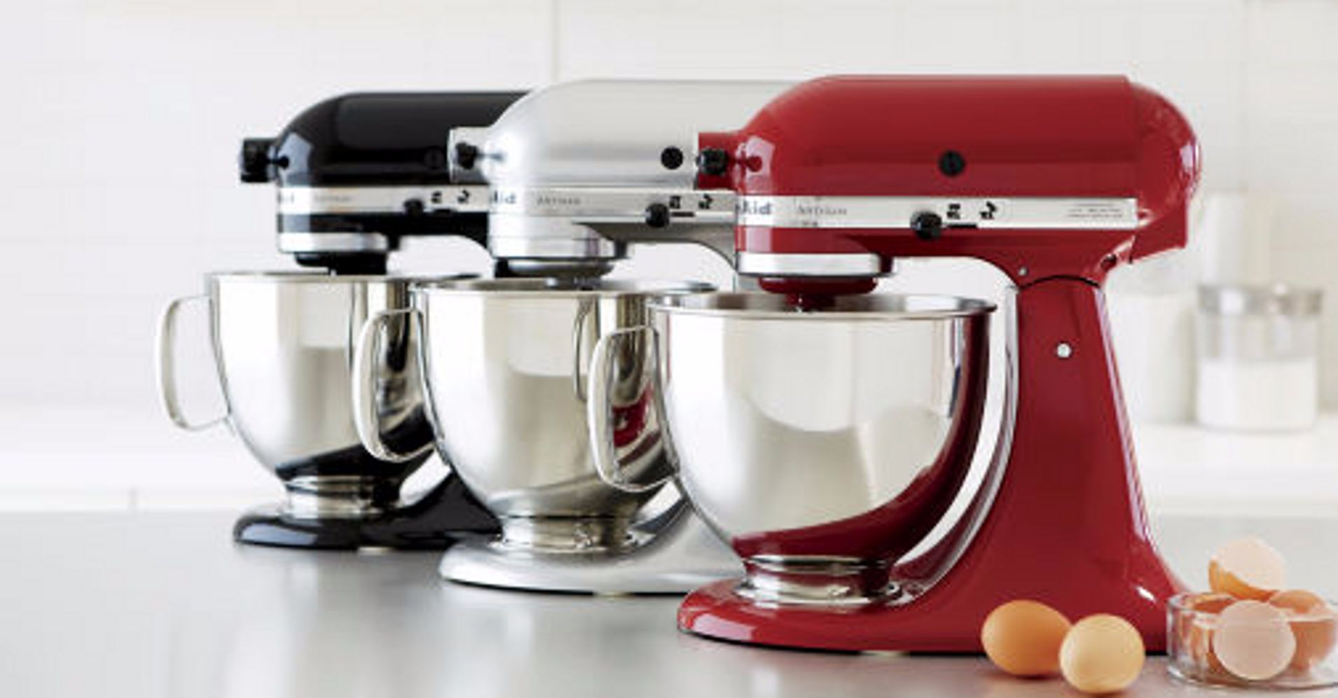 Williams-Sonoma's KitchenAid Mixers Are So Cheap Right Now, You Might Buy Two. Fourth of July sales have begun! By Madison Flager. KitchenAid mixers are up to 55 percent off, with more deals.