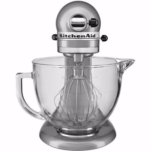 "Regularly: $300<br><a href=""https://www.jcpenney.com/p/kitchenaid-5-quart-tilt-head-stand-mixer-with-glass-bowl-and-flex-edge"