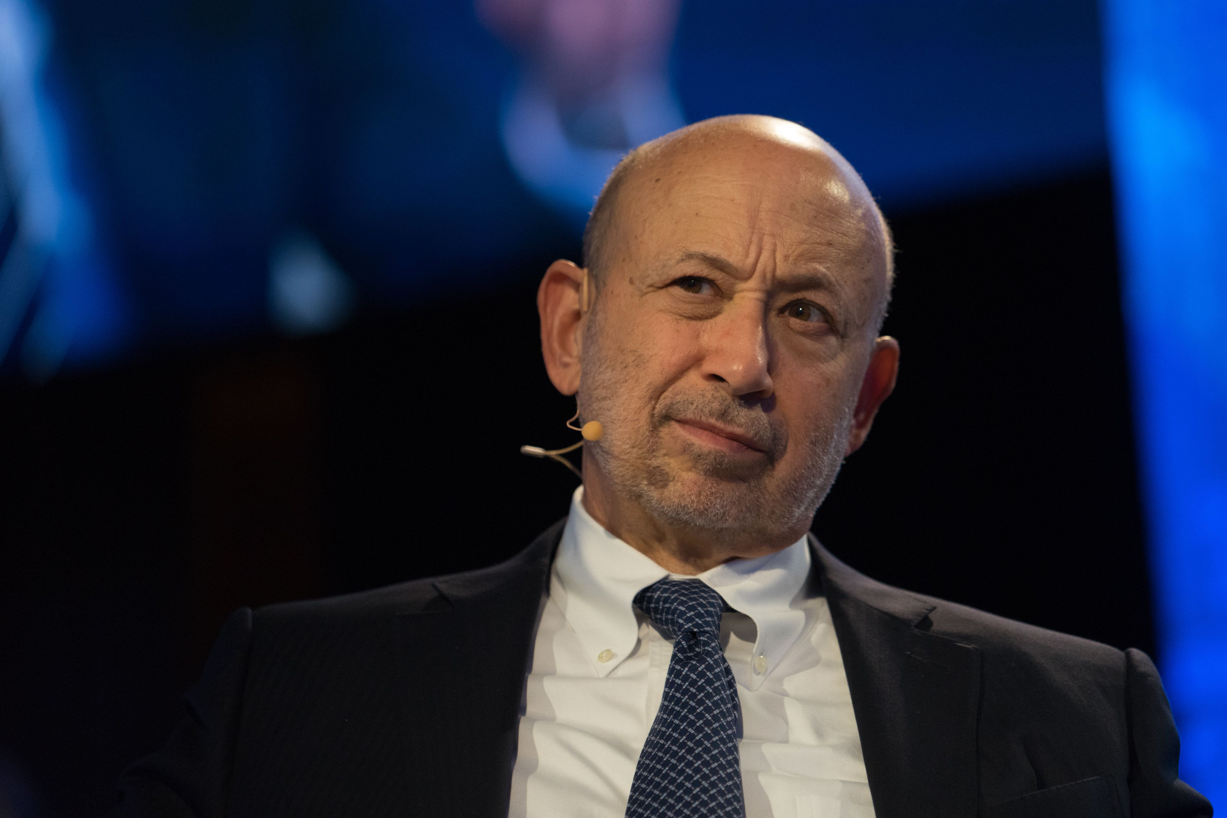 Goldman Sachs CEO Calls For A Second Referendum On