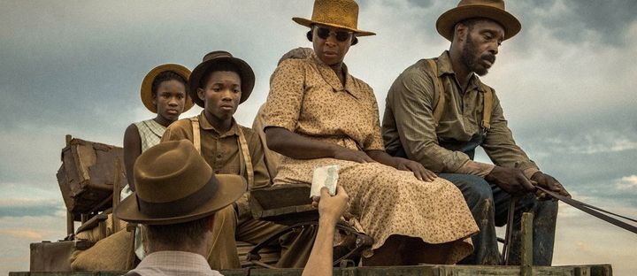 "A still from the film, ""Mudbound."""