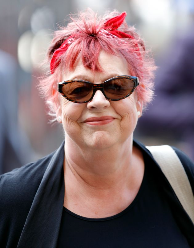 Jo Brand won herself widespread support for her cutting response to the all-male