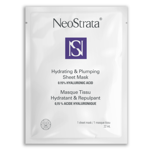 This mask by NeoStrata uses hyaluronic acid and a blend of botanicals to leave your skin feeling super soft and hydrated.&nbs