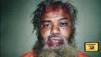 Ahmed Abu Khattala as photographed after his capture