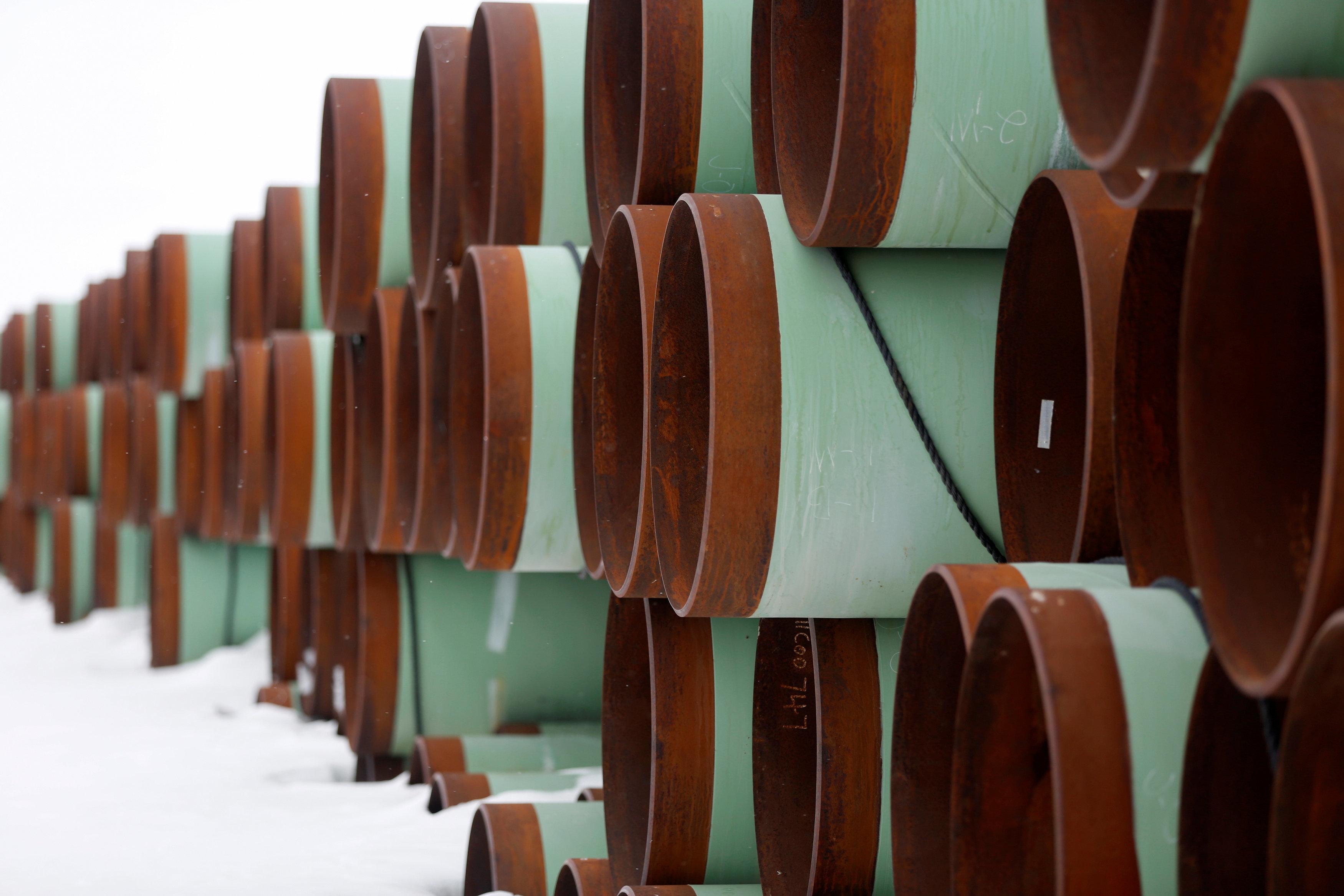 Keystone Pipeline Leaks 5,000 Barrels Of Oil In South Dakota ...