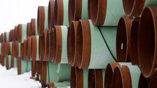 Keystone-Pipeline-Lecks Unbekannte Menge Öl In North Dakota