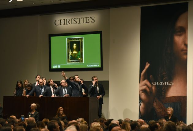 Why A $450M Painting Attributed To Da Vinci Worries Art