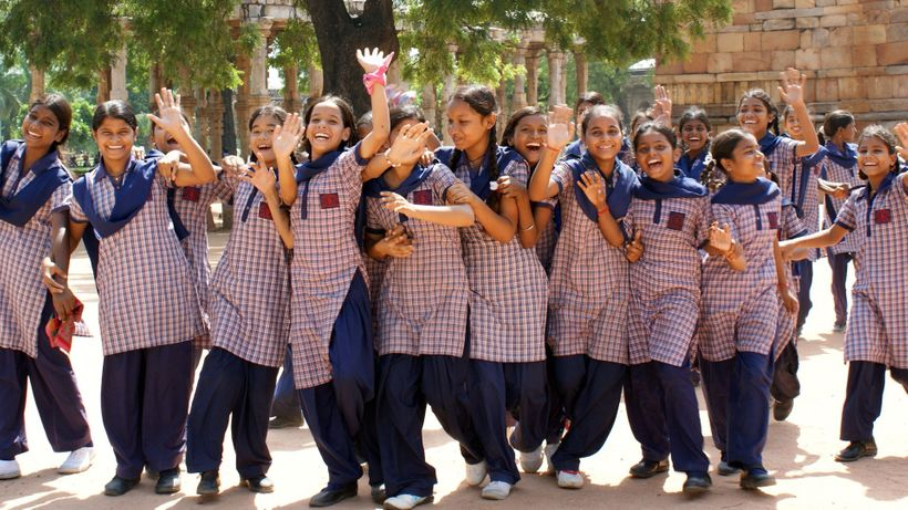 <em>When girls stay in primary school for just one extra year, it can boost their eventual wages by 10 to 20 per cent says U