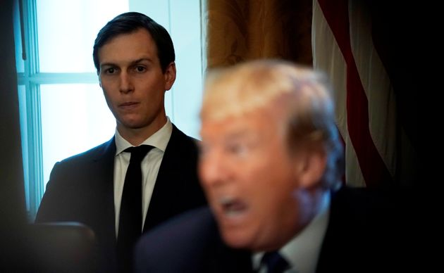 Kushner is married to the President's daughter,