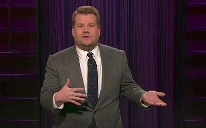 James Corden Reveals The New Twitter-Inspired Euphemism For White Supremacists