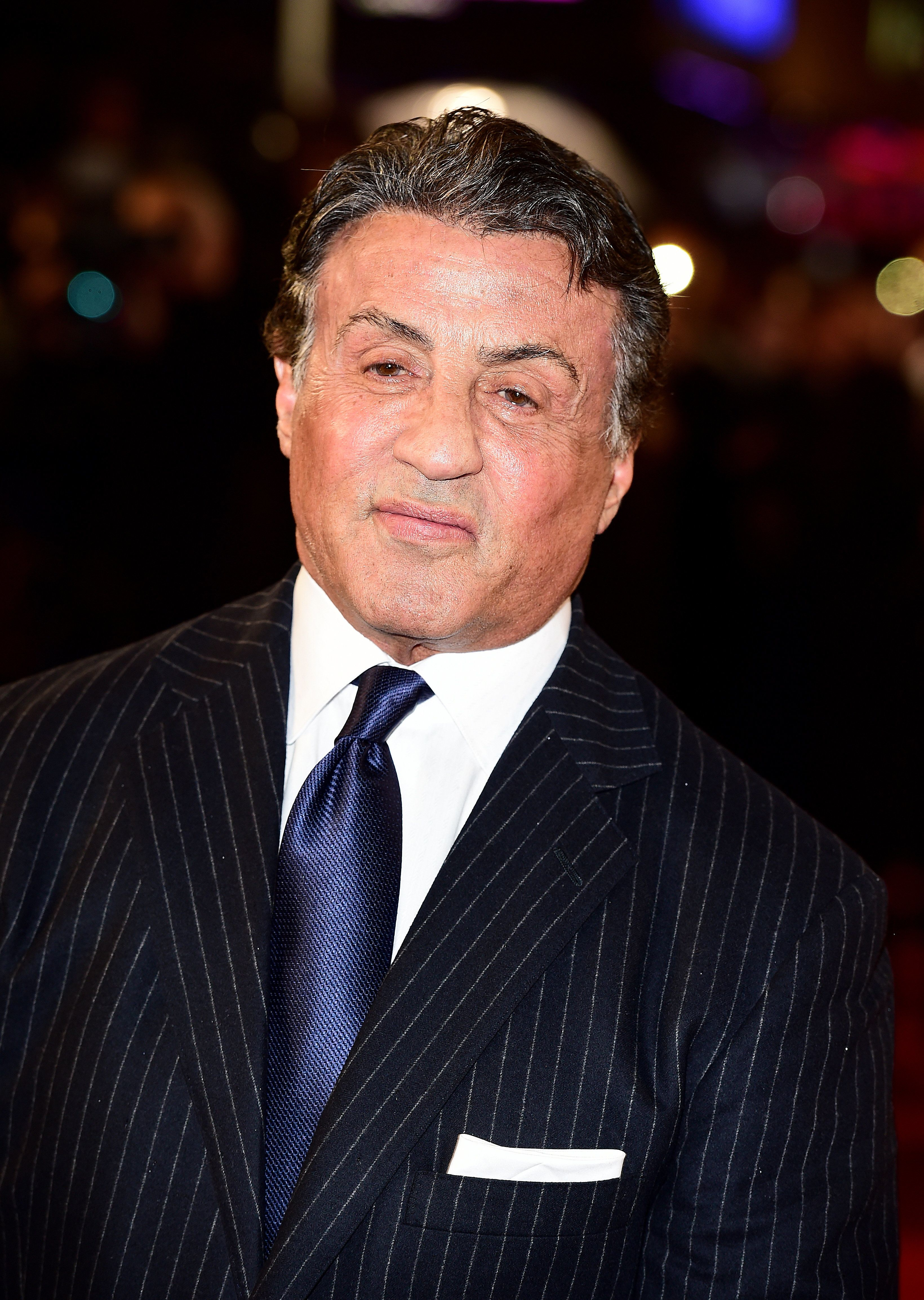 Sylvester Stallone Denies Historic Sexual Assault Of 16-Year-Old