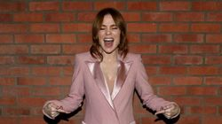 'Robot Wars' Presenter Angela Scanlon Is Pregnant (And She's Hoping The Baby Is