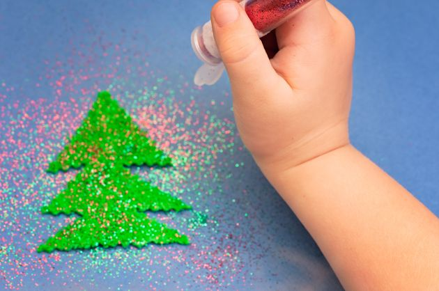 Tops Day Nurseries Chain Bans Children From Using Glitter Due To Fears It Damages