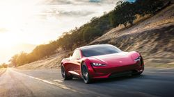 Tesla's New Sports Car Is So Fast We're Scared Of Driving